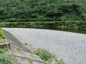 錦川沿いの河原_20170813
