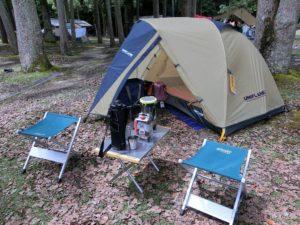 テントを設営_20170826