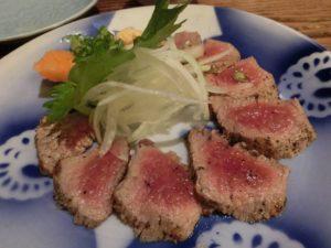 広島和牛のタタキ_20170916