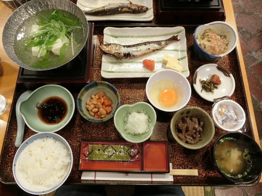 倉敷ステーションホテルの朝食_20170903
