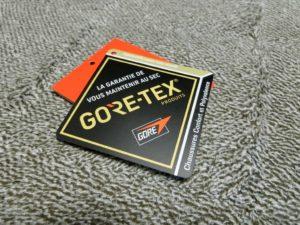GORE-TEXラベル