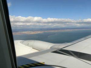 飛行機から_171121