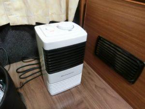 電気ファンヒーター_171202