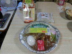 浜ちゃん鍋焼きうどん等_171202