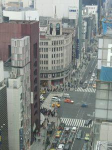GINZA SIXからの景色_171208