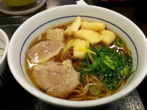 鴨そば(並)_590円_171231