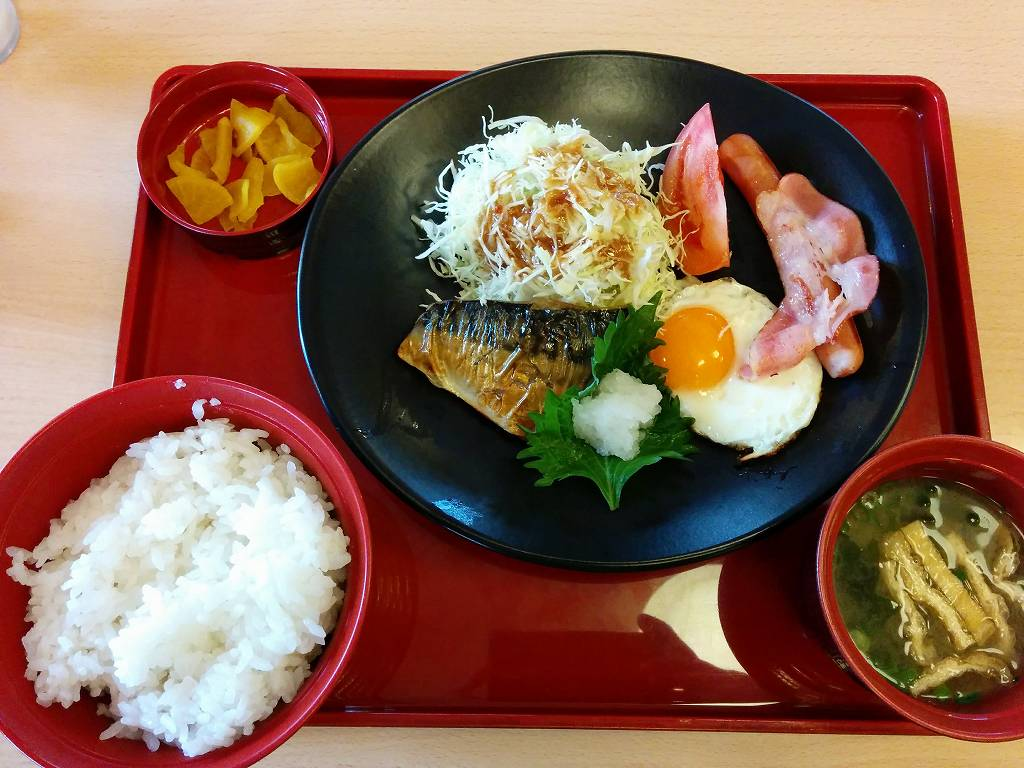 幕の内朝食_603円_180107