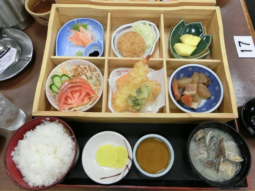 昼定食_180225