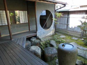 松坂邸の中庭_180317