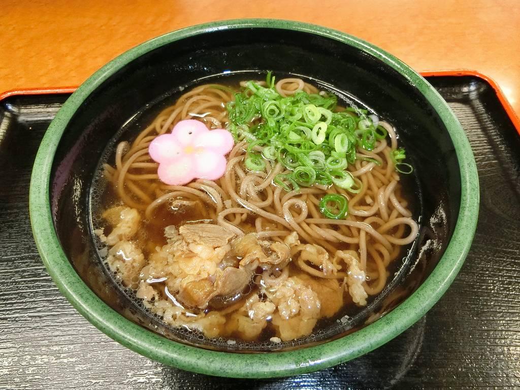 肉そば_530円_180407