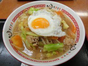 久地野菜ラーメン_720円_180407