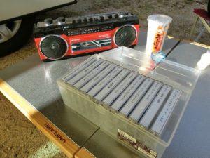 カセットテープのライブラリ_180422