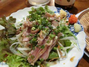 地鶏タタキ_810円_180428