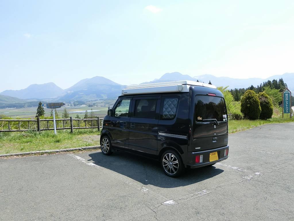 軽キャンピンガーKONG_車検_1805