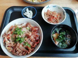 焼肉丼_700円_2_180407