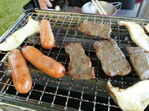 炉ばた大将で焼き肉_180526