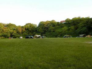 健康の森キャンプ場_180526