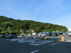 七類港FTの駐車場_180713