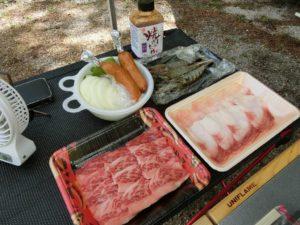 BBQ食材_180902