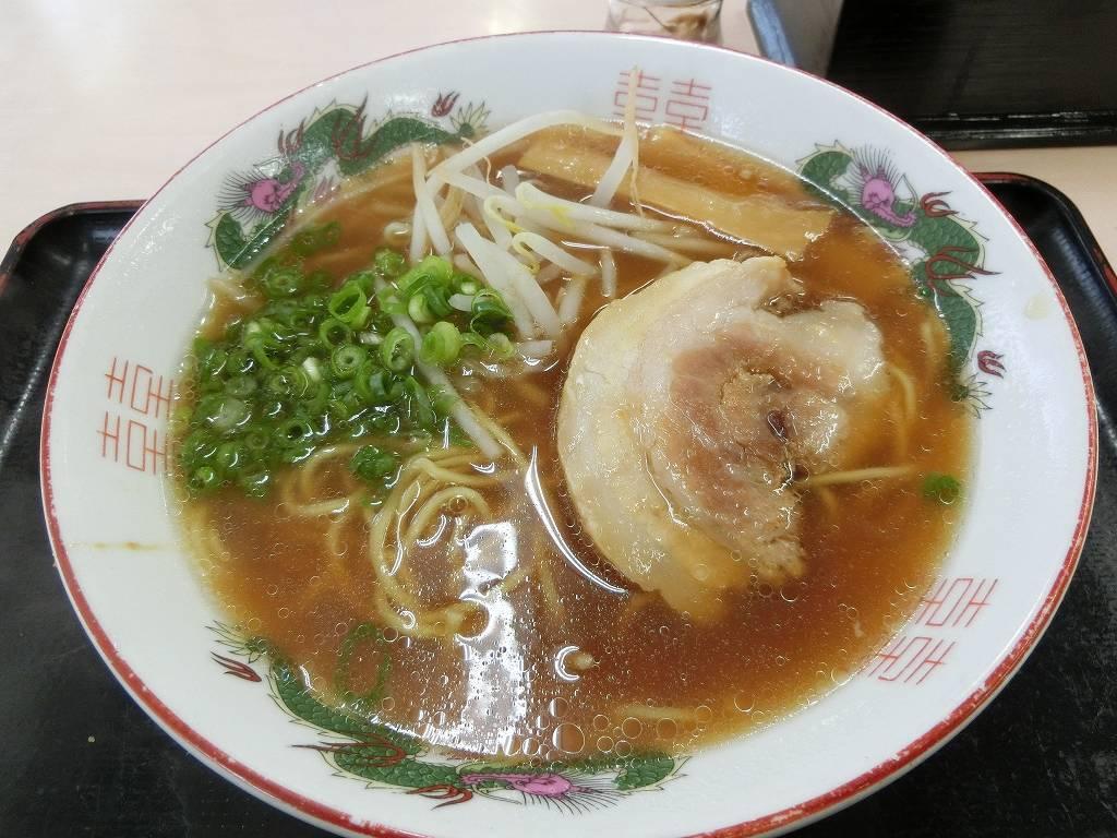 久地特製厚切りチャーシュー麺_880円_180923