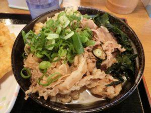 こがね製麺所の肉うどん中_580円_181020