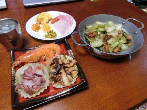 大晦日の夕食_1018