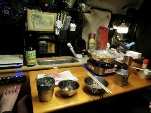 KONGで夕食_190105
