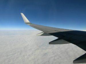 機内からの眺め_181122