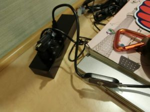 USBライトの電源を取る_181124