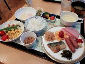 福岡サンパレスホテルの朝食バイキング_3_181220