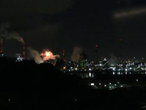 車窓からの夜景_1_190112