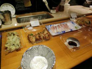 軽キャンで夕食_1_190112