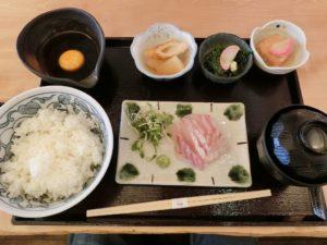 南予の鯛飯定食_1300円_190210