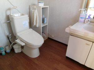 RVパークくらはしカープビーチのトイレ_2_190217