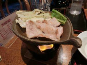 野呂高原ロッジの夕食_2_190302