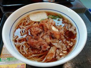 朝肉そば_350円_190330