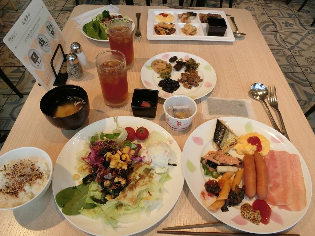 東京ベイ舞浜ホテルクラブリゾート_朝食バイキング_1_190607