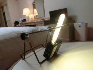 ムードを上げるLED照明_190607