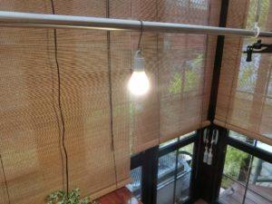 ダイソー電球型ライト_7_190713
