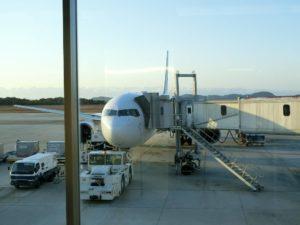 広島空港にて_191110
